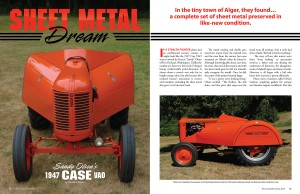 Nov./Dec. 2013 issue of Antique Power magazine